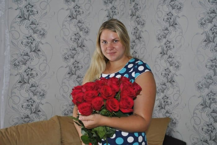 Юлия Сорокина из Искитима