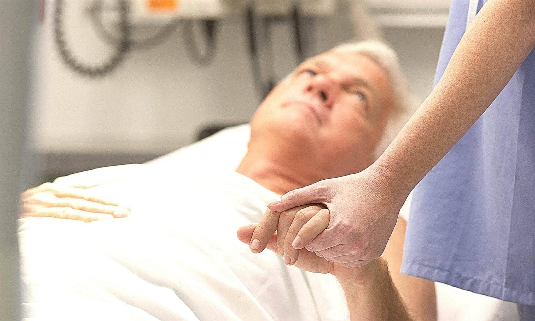 Помощь онкобольному, поддержка близких при болезни