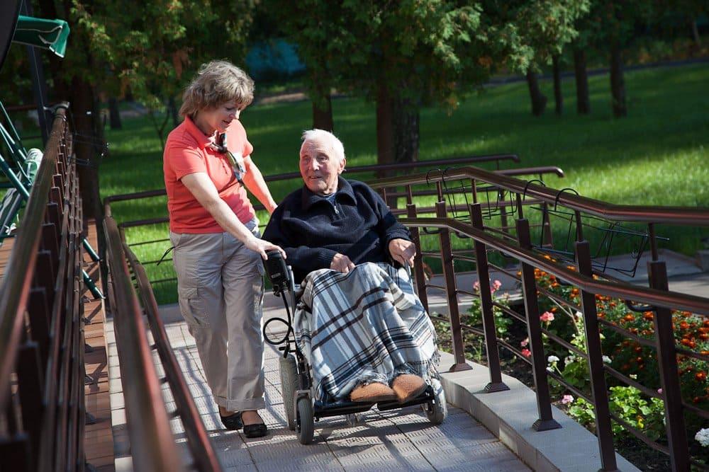 Социальная помощь инвалидов в России