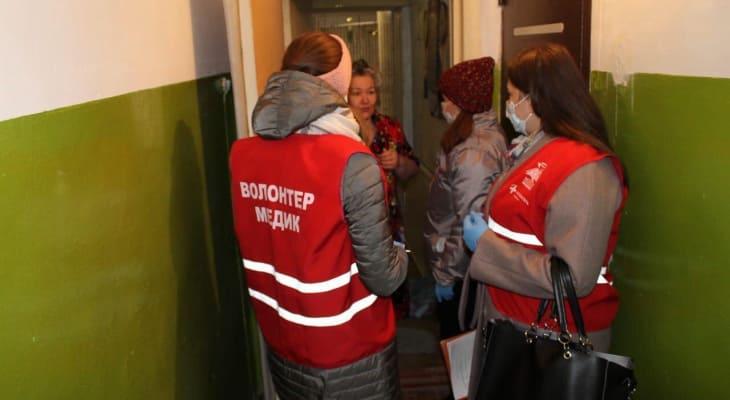 Функции волонтёра при коронавирусе