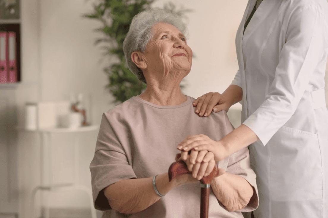 Психологическая помощь пенсионерам в связи с коронавирусом