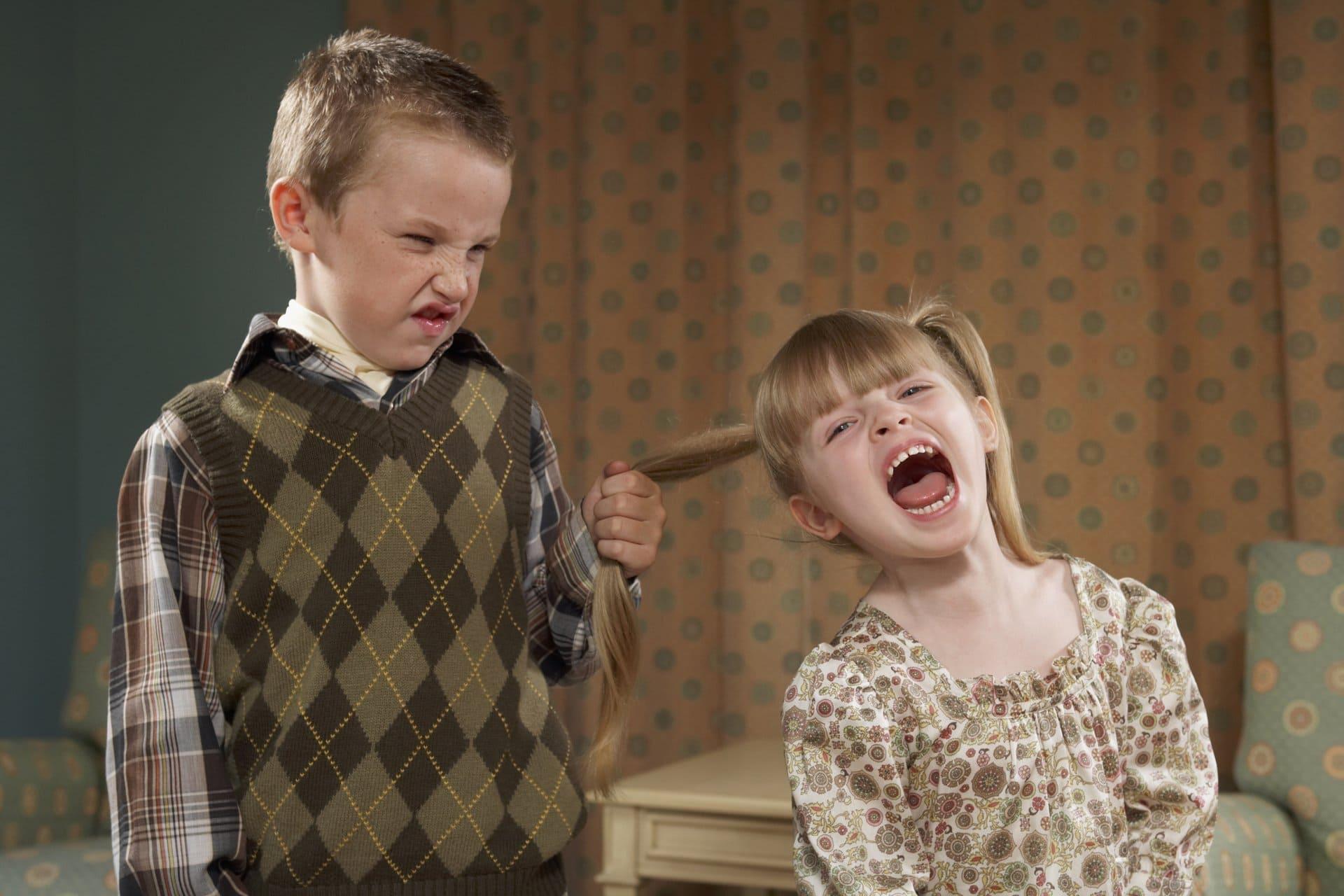 злые дети