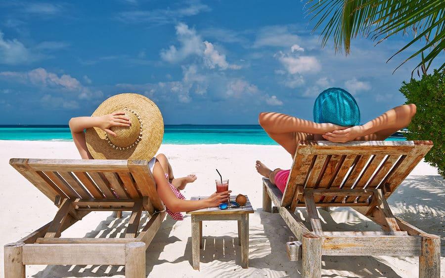 отпуск летом