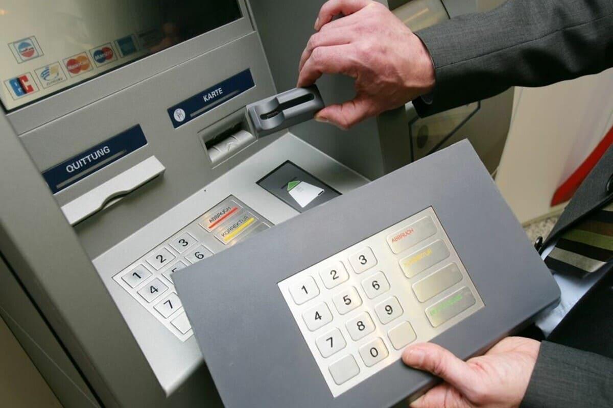 мошенничество с банкоматом